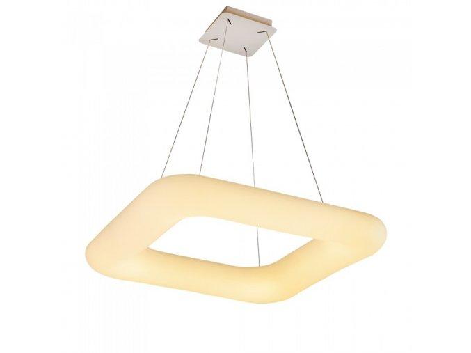 LED Lampa wisząca 42W (3400LM), biała, z funkcją zmiany i przyciemniania światła