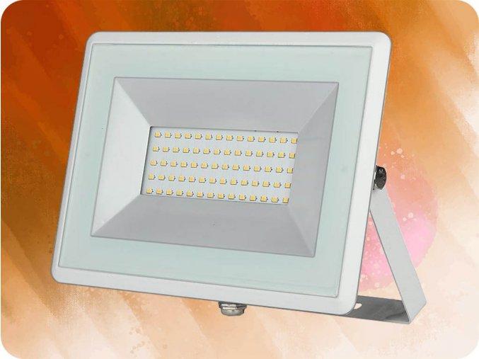 Naświetlacz  LED 50W (4250lm),  biały