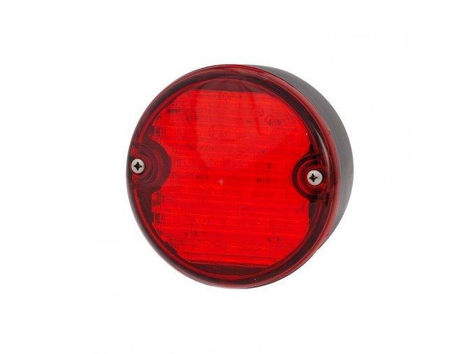 Światło LED 4W - tylne światło przeciwmgielne, 20xLED, 12-24V