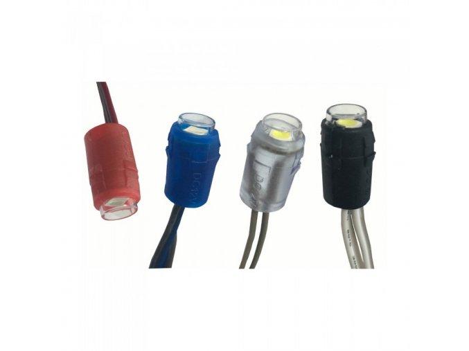 Moduł LED SMD5050 0.24W, IP68, żółty