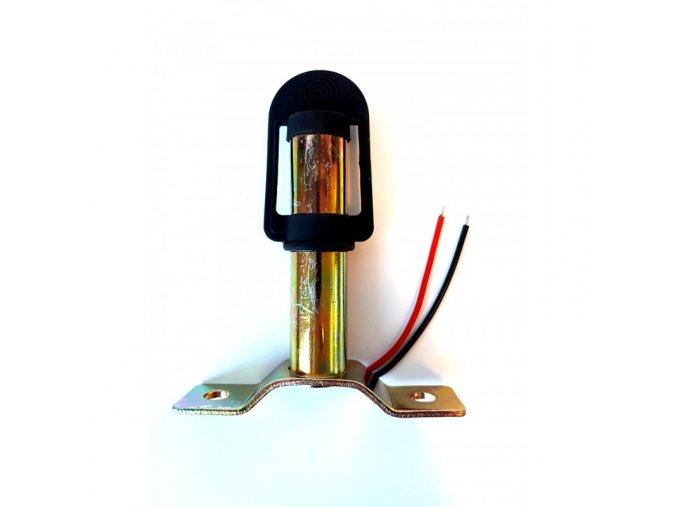 Konsola montażowa do sygnalizatorów optycznych typu T