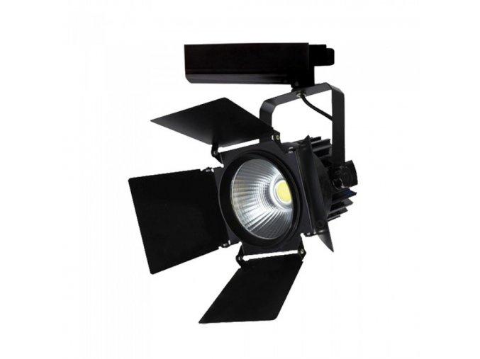 LED LAMPA SZYNOWA  33W, czarna (2640 LM), 24-60°, SAMSUNG CHIP