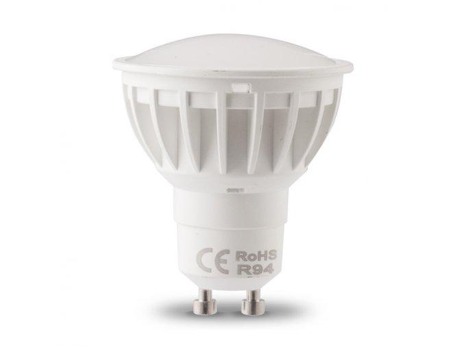 GU10 Żarówka LED 7W, 120°, biała ciepła, ściemniana
