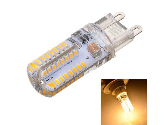G9 Żarówka LED 3,5W,  ciepła biała