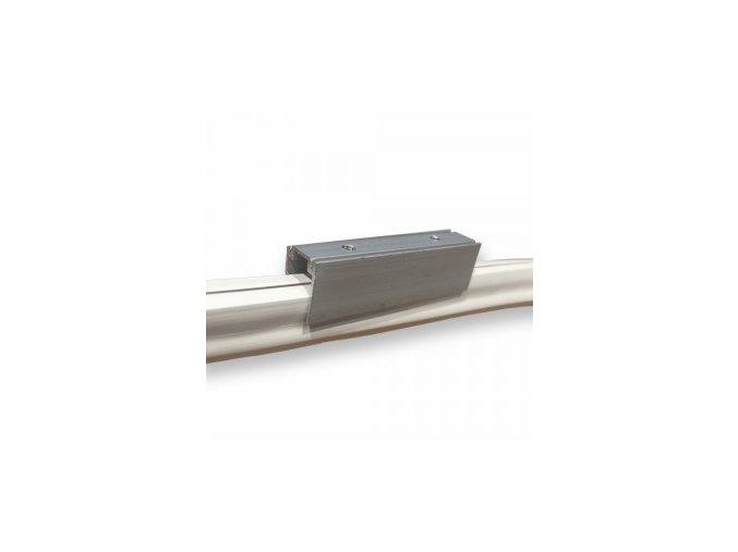 Aluminiowy uchwyt do LED NEON FLEX Taśm