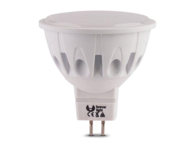 GU5.3 Żarówka LED 2W, 12V, ciepła biała 3000K