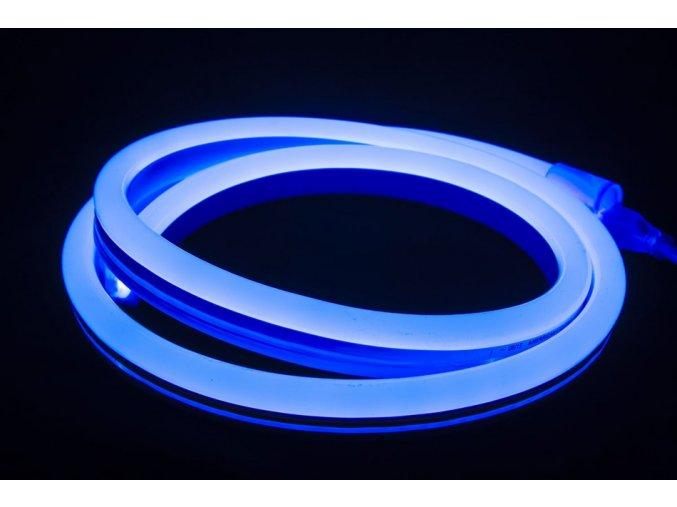 LED NEON FLEX, Wąż, błękitny 10m