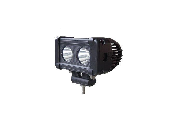 LED CREE Lampa robocza, kwadratowa, 20W, 1800 lm, 9-32V, IP67