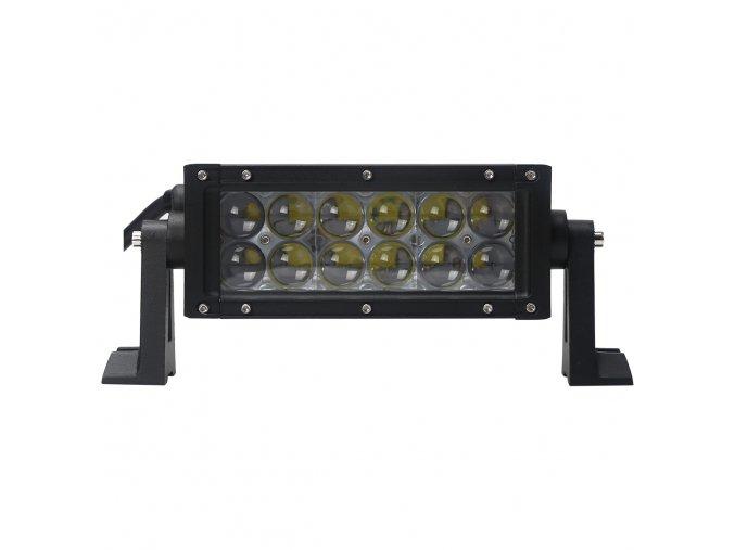 LED OSRAM 4D Lampa robocza, kwadratowa, 36W, 1680 lm, 12-24V, IP67