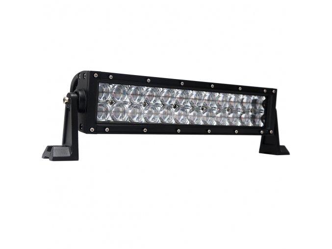 LED OSRAM 4D Lampa robocza, kwadratowa, 72W, 2640 lm, 12-24V, IP67