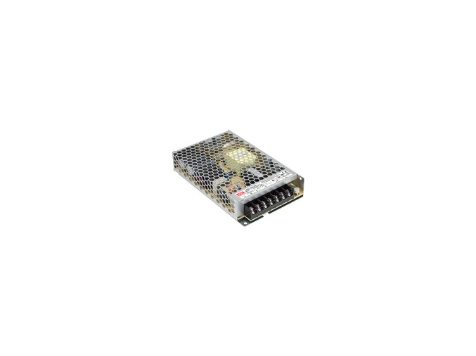 Zasilacz instalacyjny MEAN WELL do Taśm LED, metaliczny,150W/12,5A