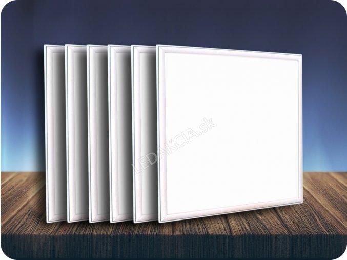 Panel LED, 45W, 60X60cm, opakowanie 6 sztuk