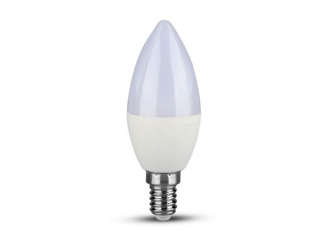 E14 Żarówka LED 4W, ŚWIECZKA - OPAKOWANIE 10 SZTUK