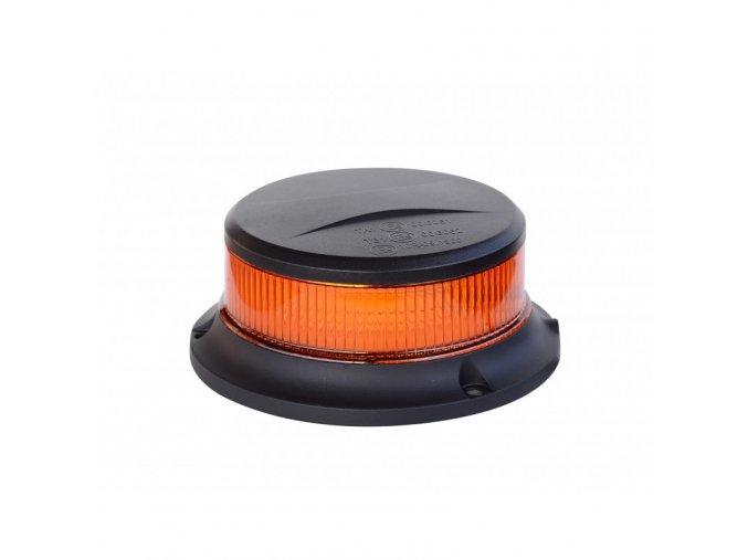 Lampa ostrzegawcza LED PICO, pomarańczowa z magnesem, R10/R65