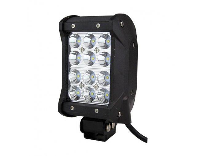 LED CREE Lampa robocza led, kwadratowa, 36W, 2500 lm, 10-30V, IP67
