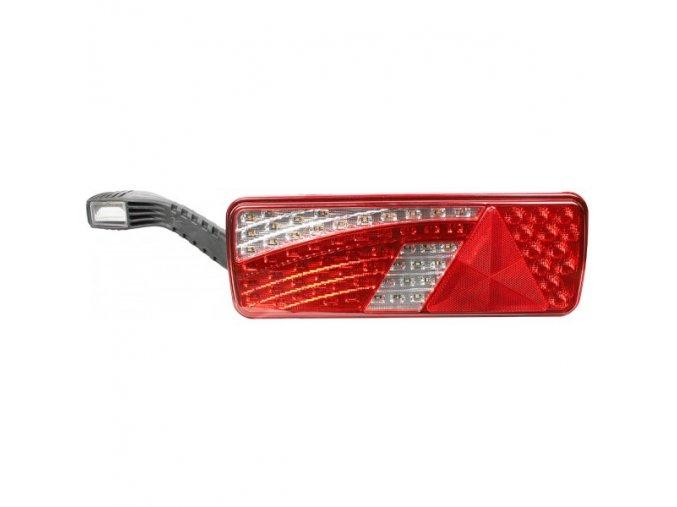 Lampa tylna zespolona LED do przyczepy 7, prawa