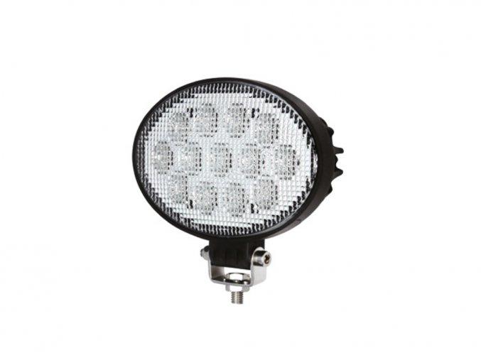 LED PRO Robocza lampa eliptyczna, 13x3W, IP67, 6500K