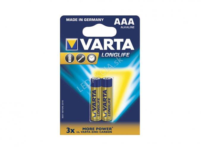 Baterie Varta LongLife AAA 2x