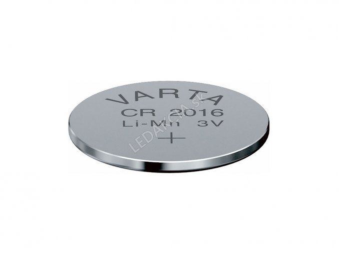 Varta  bateria CR2016 Lithium 3.0V