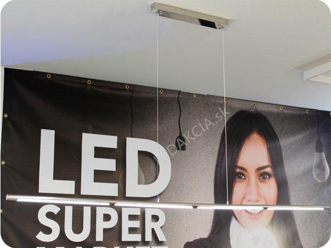 Lampa wisząca LED DESIGNER SLEEK 36W 4000K