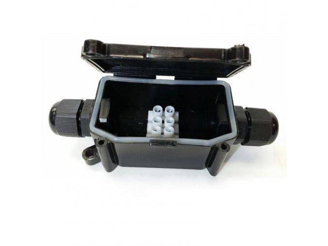 Puszka kablowa 3-pinowa hermetyczna