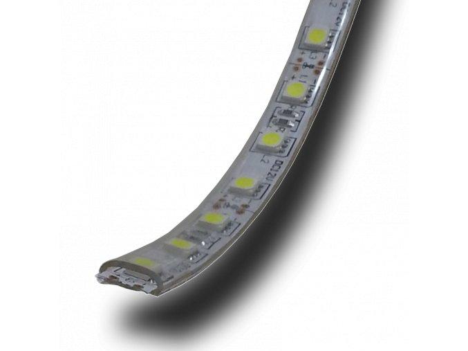 LED Taśma 10W/M, SMD 5050, 60 LED/M, IP65 WODOSZCZELNA, RGB, 5m