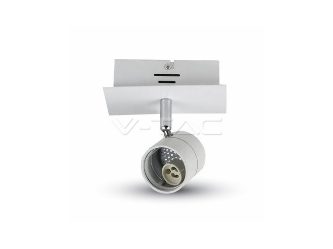 STROPNÉ wnętrzeOVÉ lampa - 1 X LED GU10, Barwa biała