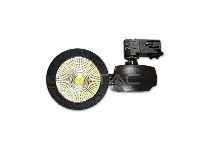 LAMPA SZYNOWA LED COB 45W (2300Lm) -  premium Series, czarna