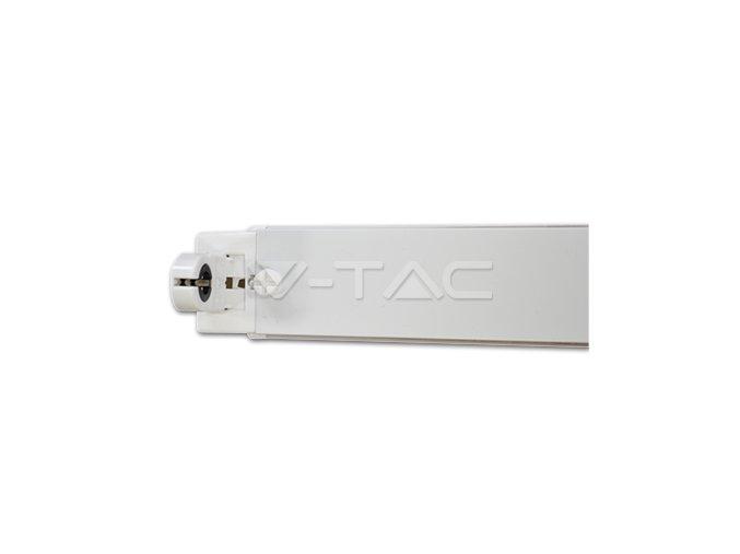 Oprawa do świetlówek LED T8 V-TAC, 1 x 120cm