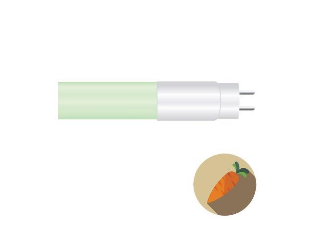 Świetlówka LED T8 do oświetlenia warzyw, T8, G13, 120cm, 18W, 1530lm