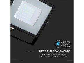 LED NAŚWIETLACZ 30W (2400LM), SAMSUNG CHIP - GWARANCJA 5 LAT! (Barwa Swiatla Zimna biała    6400K)