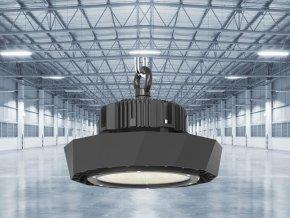 LED PRZEMYSŁOWY NAŚWIETLACZ HIGH BAY 120W (21600LM), SAMSUNG CHIP – GWARANCJA 5 LAT!