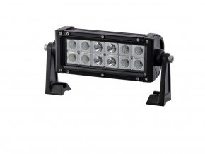 LED EPISTAR LAMPA ROBOCZA 36W, 12-24V, IP67, KWADRATOWA