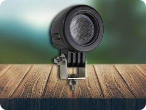 LED CREE LAMPA ROBOCZA okrągła, 10W, 12-24V, IP67