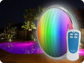LED LAMPA BASENOWA RGB, 12W (1200lm), PAR56, 12V, IP68