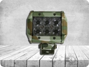 LED LAMPA ROBOCZA 18W, 956 LM, IP67, KAMUFLAŻ