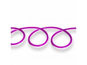 LED NEON FLEX, Wąż, fioletowy, 10m