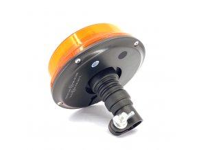 LED  Lampa Ostrzegawcza UFO II, 24W, 12-24V