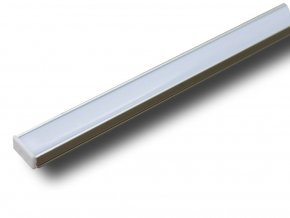 Aluminiowy profil 2M do Taśm LED, 17,4x7mm