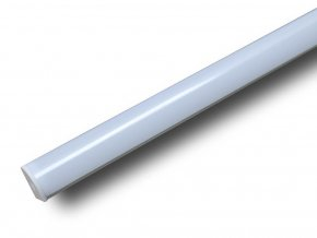 Aluminiowy profil 2M do Taśm LED, 15,8x15,8mm