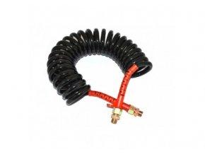 Wąż pneumatyczny M16, 5,5 m, czerwony