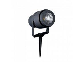 Lampa ogrodowa 12W (720 lm), IP65, 4000K