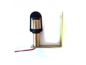 Konsola montażowa do sygnalizatorów optycznych typu U
