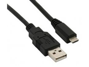 Kabel USB Solight, złącze USB 2.0 A - złącze USB B, 50 cm