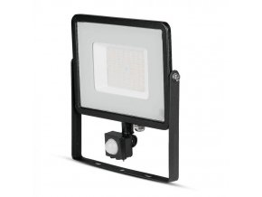50W LED NAŚWIETLACZ z czujnikiem SMD, Samsung Chip