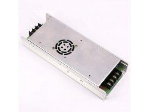 Metalowy zasilacz do taśm LED 350W / 15A, DC 24V, IP20