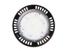 Przemysłowy LED NAŚWIETLACZ UFO 50W (4000LM), HIGH BAY, 6400K, czarny