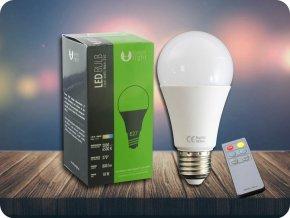 Żarówka LED E27 10W, 2800K - 6500K