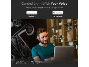 15626 5 3 touch przycisk inteligentny prze cznik wifi kompatybilny z amazon alexa google home