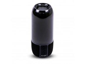 Głośnik Bluetooth ze światłem LED RGB + W, czarny